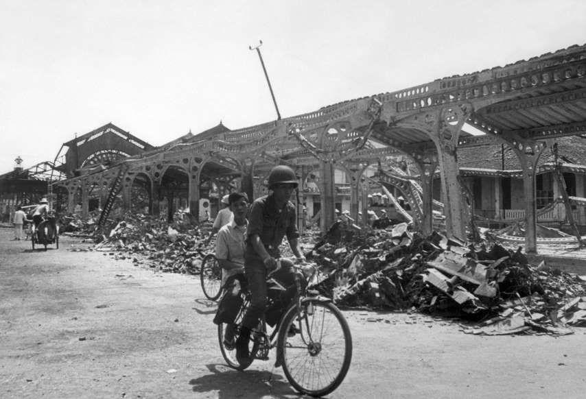 February 24, 1968 Vietnam War The Tet Offensive is