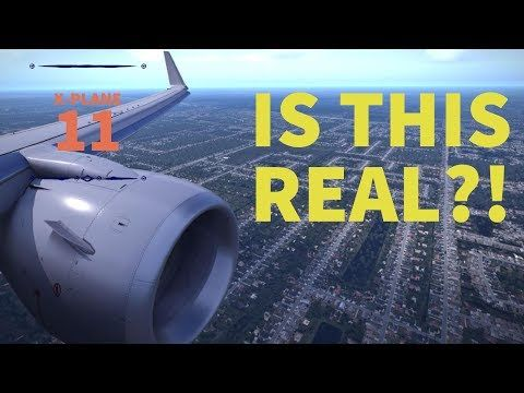 XP11 Amazing Realism! | Get This Graphics For FREE
