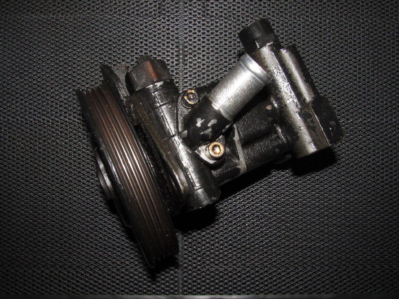 91 92 93 94 nissan 240sx oem power steering pump [ 1600 x 1200 Pixel ]