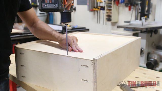 How To Build A Base Cabinet With Drawers Cabinets And
