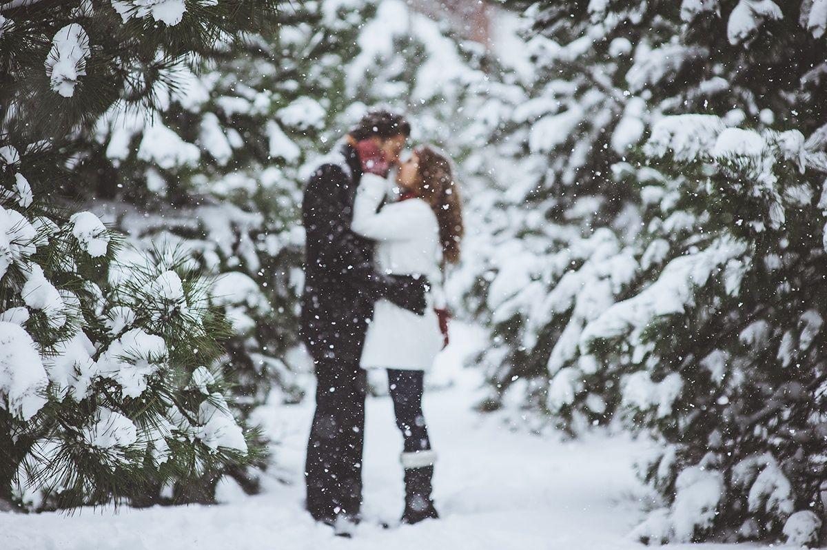 камеры фото снег и поцелуй вправе