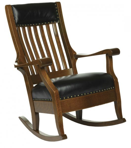 Grandma Rocker Extra Wide Living Rooms Amish Rocking Chairs