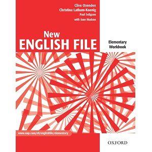 Oxenden clive new english file. Beginner. Work book скачать книгу.