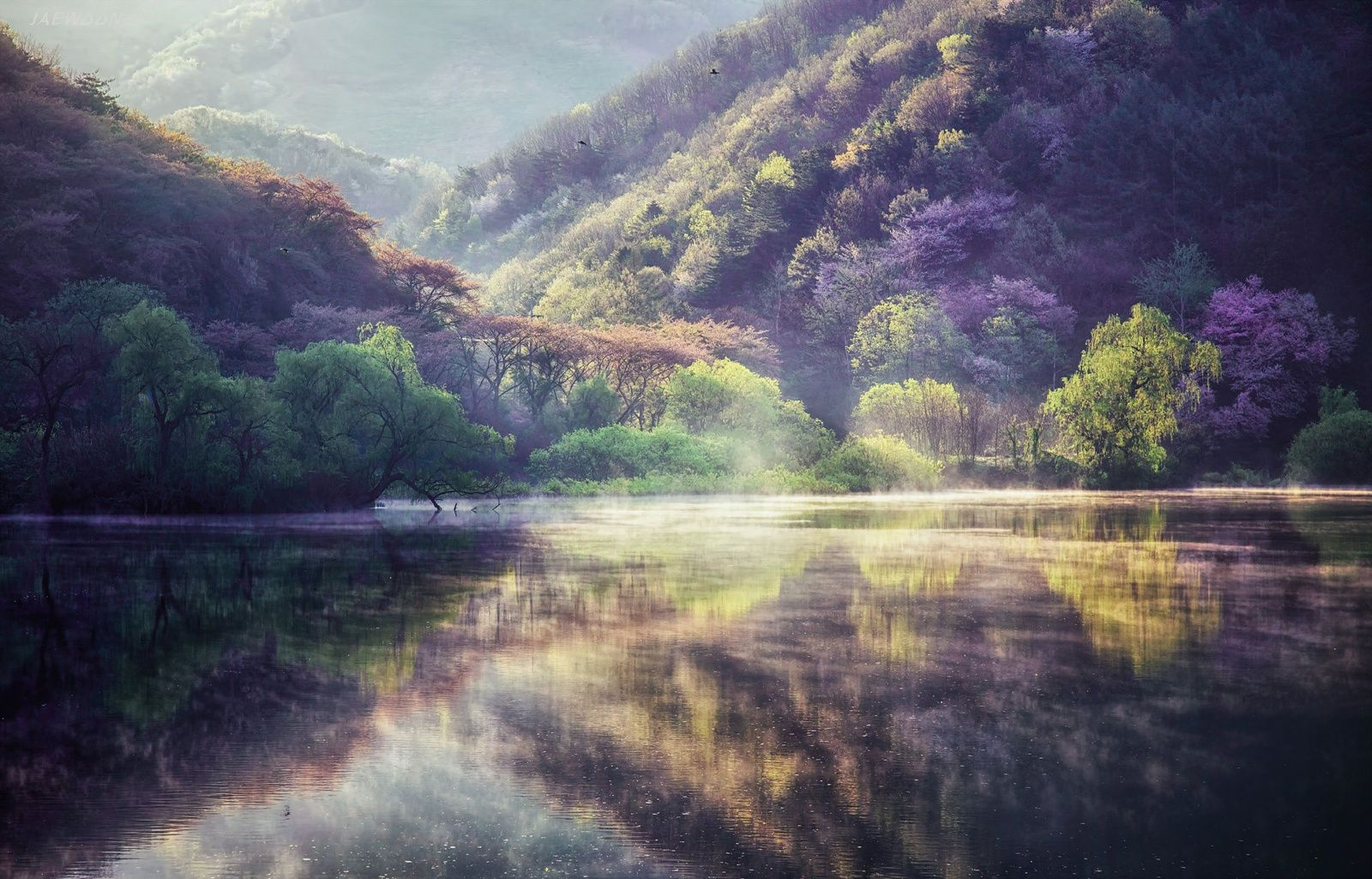 Yongbijŏsuji South Korea I Want To Go To There Pinterest - The beauty of south korea captured in stunning reflective landscape photography