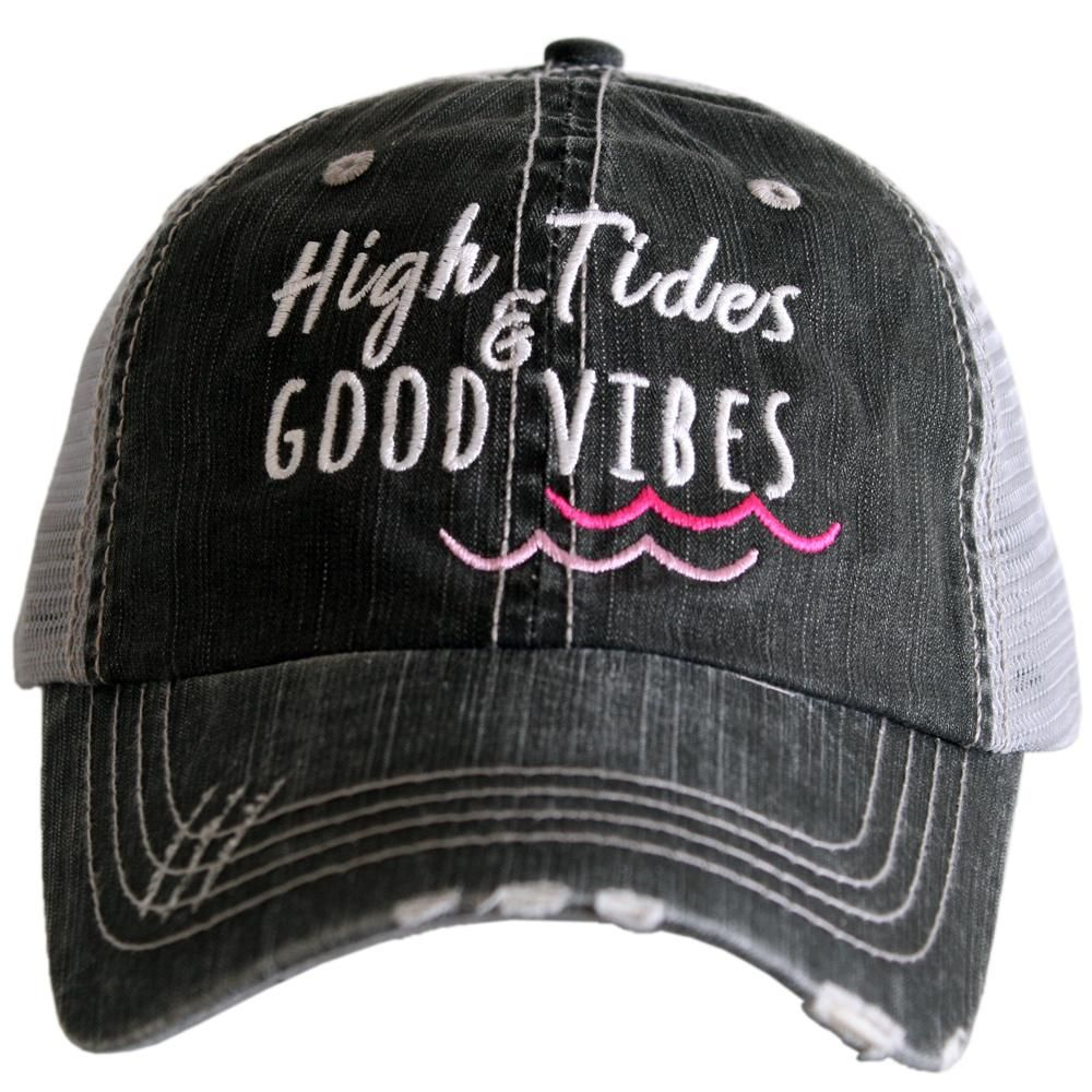 Park Art My WordPress Blog_High Crown Trucker Hat Wholesale