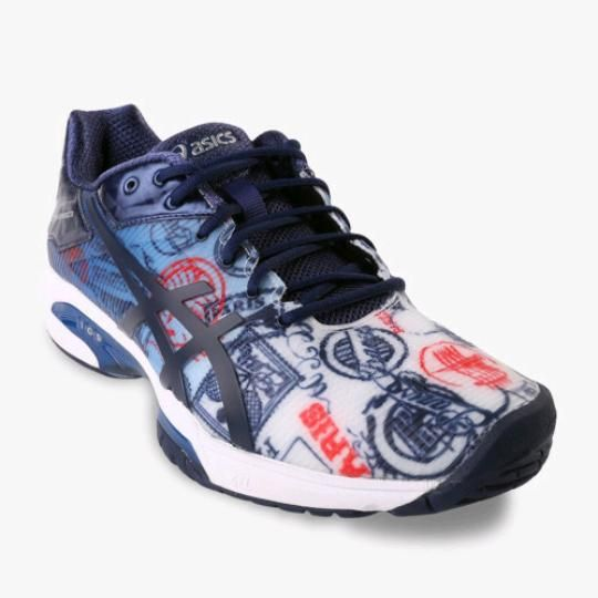 Jual beli Asics Gel Solution Speed 3 L.E Paris di Lapak IMOGEN STORE -  imogenstoresneakers. d7ddd139c3