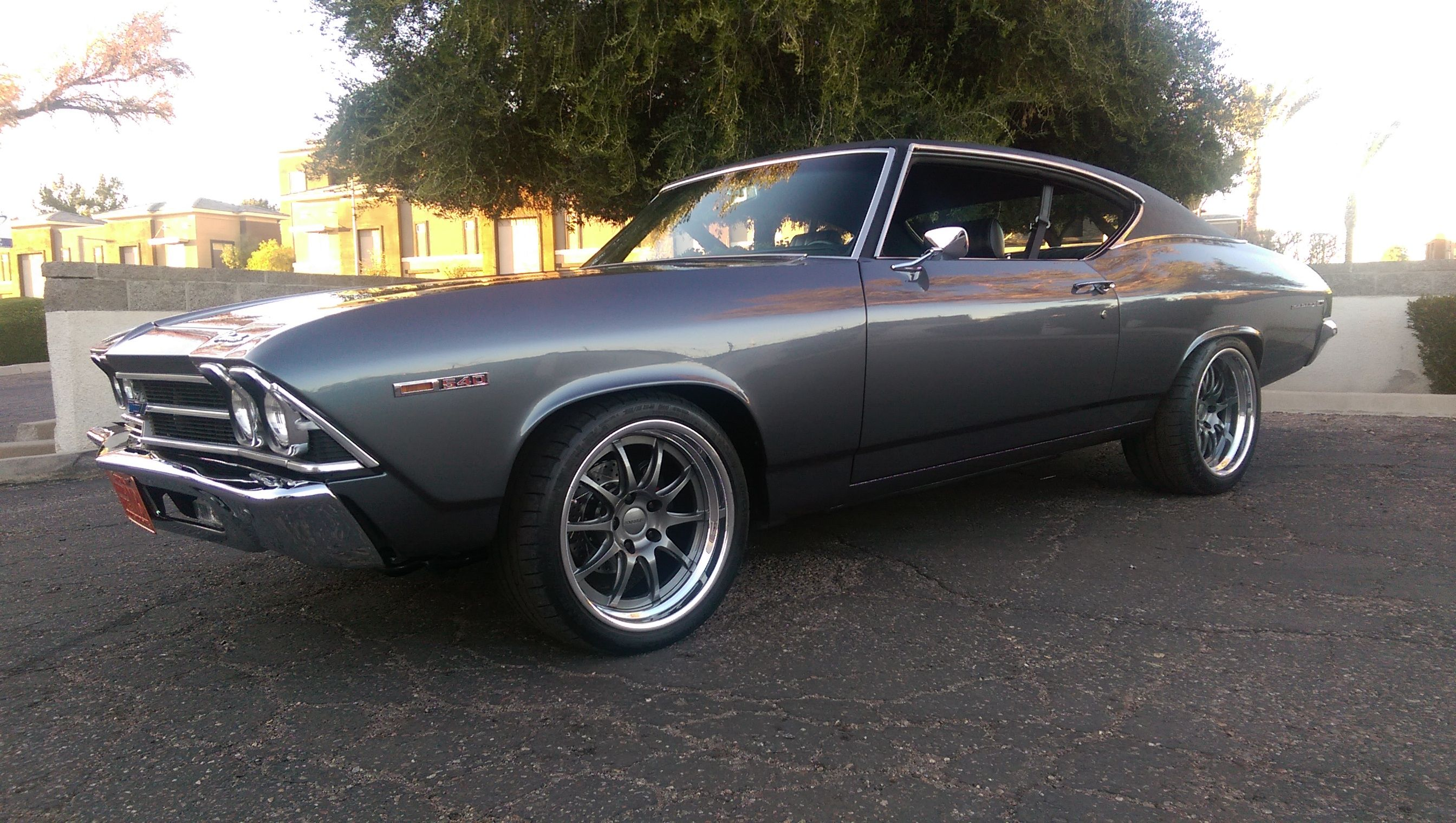scott berry 39 s 39 69 chevelle malibu is powered by a custom built 600hp 650lb ft 540ci fuel. Black Bedroom Furniture Sets. Home Design Ideas