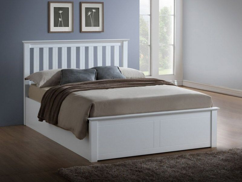 Birlea Phoenix Ottoman Small Double Bed & Birlea Phoenix Ottoman Small Double Bed | bedroom | Pinterest ...