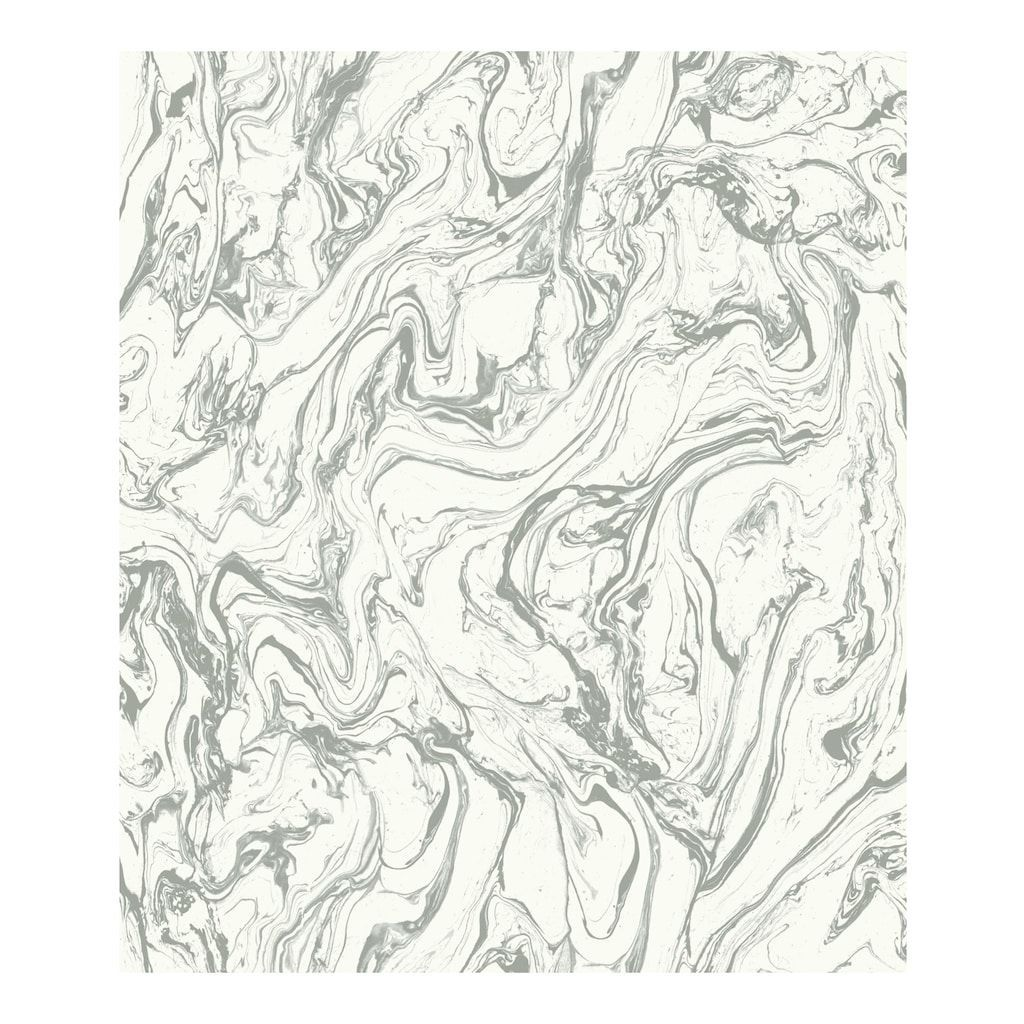 Roommates Faux Marble Gray Peel Stick Wallpaper Grey Peel And Stick Wallpaper Faux Marble Wallpaper