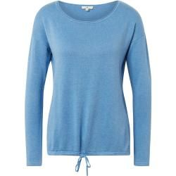 Photo of Tom Tailor women's pullover with drawstring, blue, plain, size L Tom TailorTom Tailor
