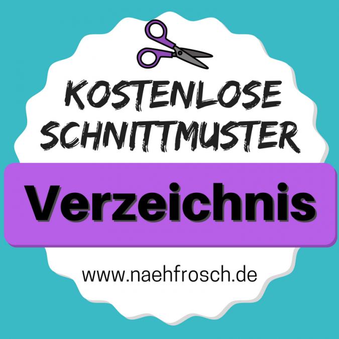 Freebooks und kostenlose Schnittmuster | Nähen | Pinterest | Tabelle ...