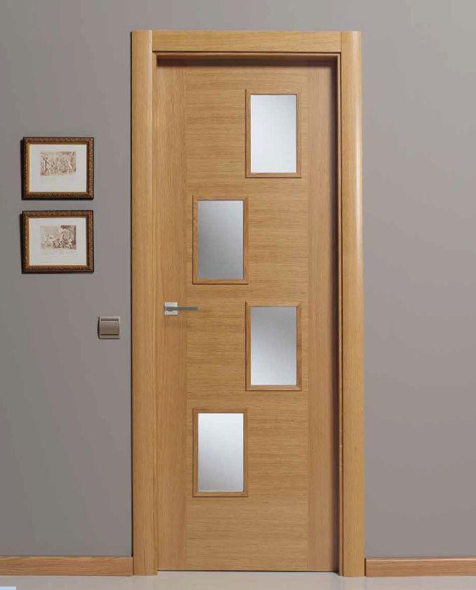 Puerta puertas puertas puertas de madera y puertas for Puertas de madera interiores modernas