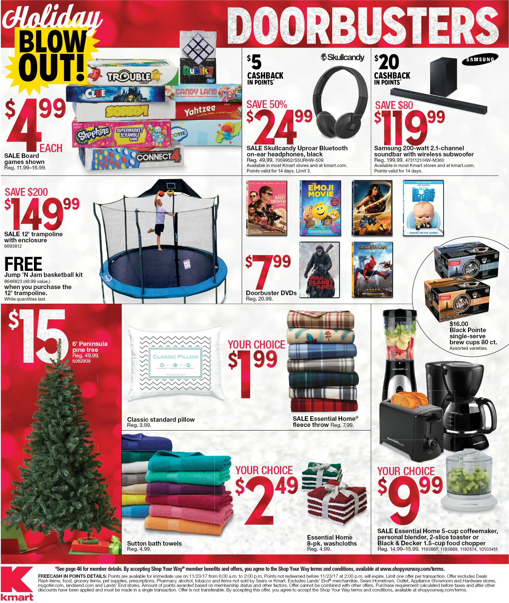 Kmart Coupons Kmart Black Friday 2017 Ads And Deals Offering Hot Black Friday