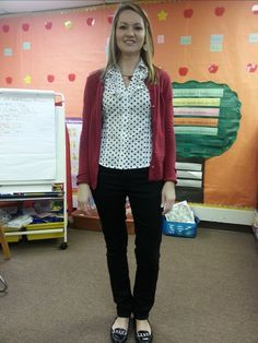 Teacher to cute | Appropriate Teaching Outfits | Pinterest ...