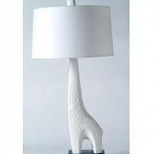 White Floor Lamp For Nursery