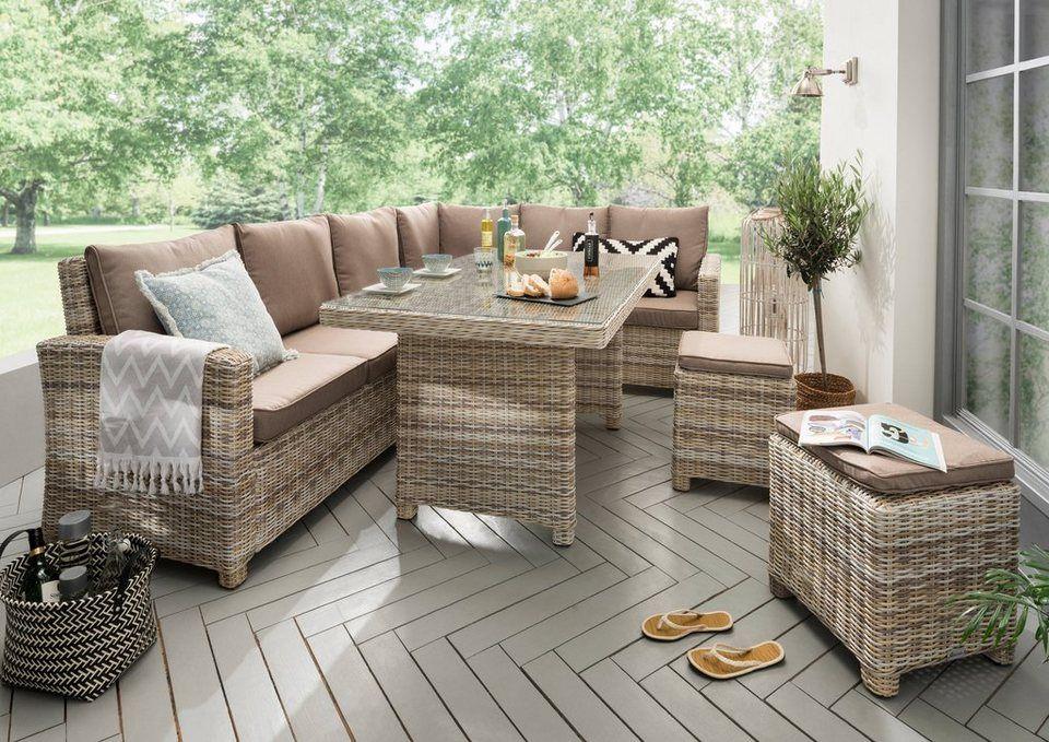 Destiny Loungeset Alcudia Ecklounge Fur 8 Personen Geeignet Online Kaufen Otto Aussenmobel Lounge Mobel Gartenmobel Sets