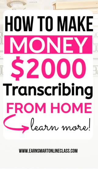 The Ultimate Guide On How To Become A Transcriptionist Online In 2020 How To Get Money Online Jobs From Home Transcription Jobs From Home