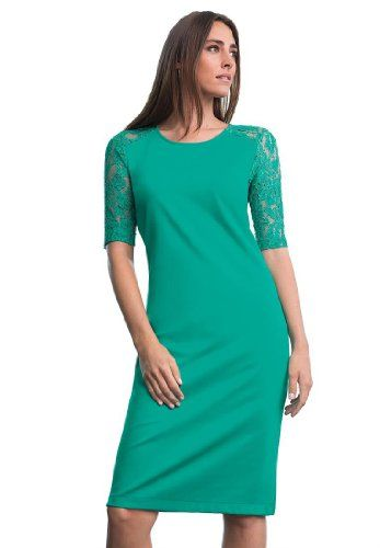 Jessica London Women's Plus Size Lace Sleeve Shift Dress Jade Sea,18 Jessica London,http://www.amazon.com/dp/B00HGEL68S/ref=cm_sw_r_pi_dp_8QsBtb0KXKQ81C6J