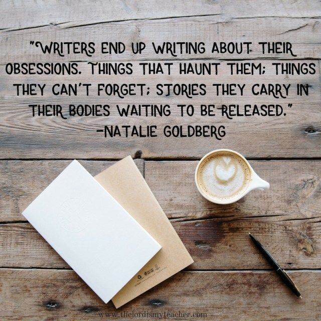7 Encouraging Quotes for Writers - Moriah Conant