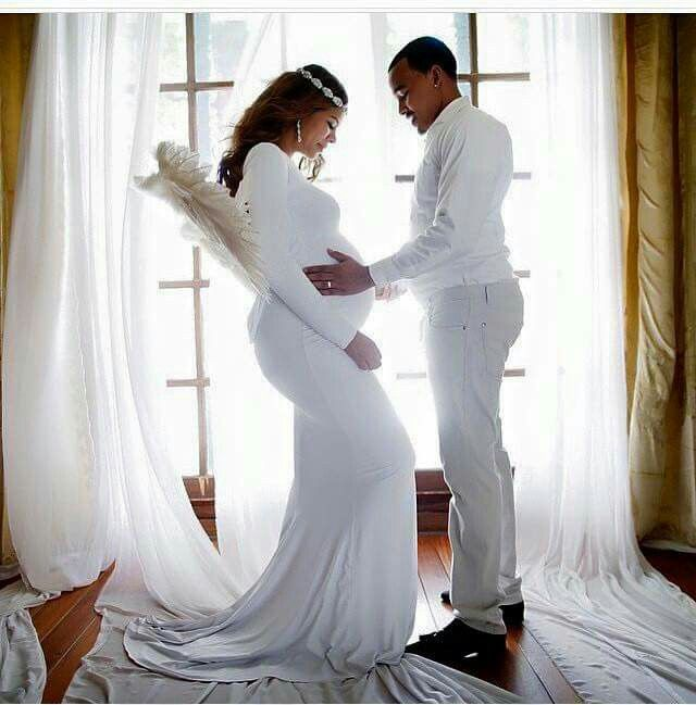 Evelyn Wandoo Pregnant Wedding Dress Pregnant Wedding