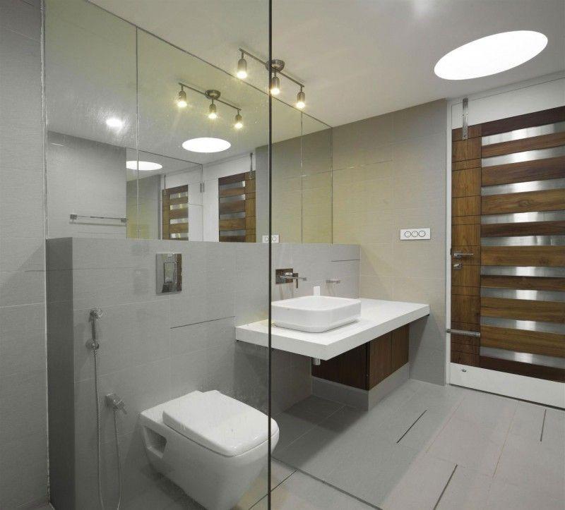 Track Lighting In Bathroom. Modern Bathroom Track Lighting ...