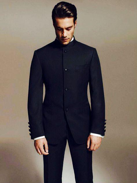94aa3183adb20 Neo-Priest suit | erkerk giyim | Erkek tarzı, Erkek tarzları, Erkek ...
