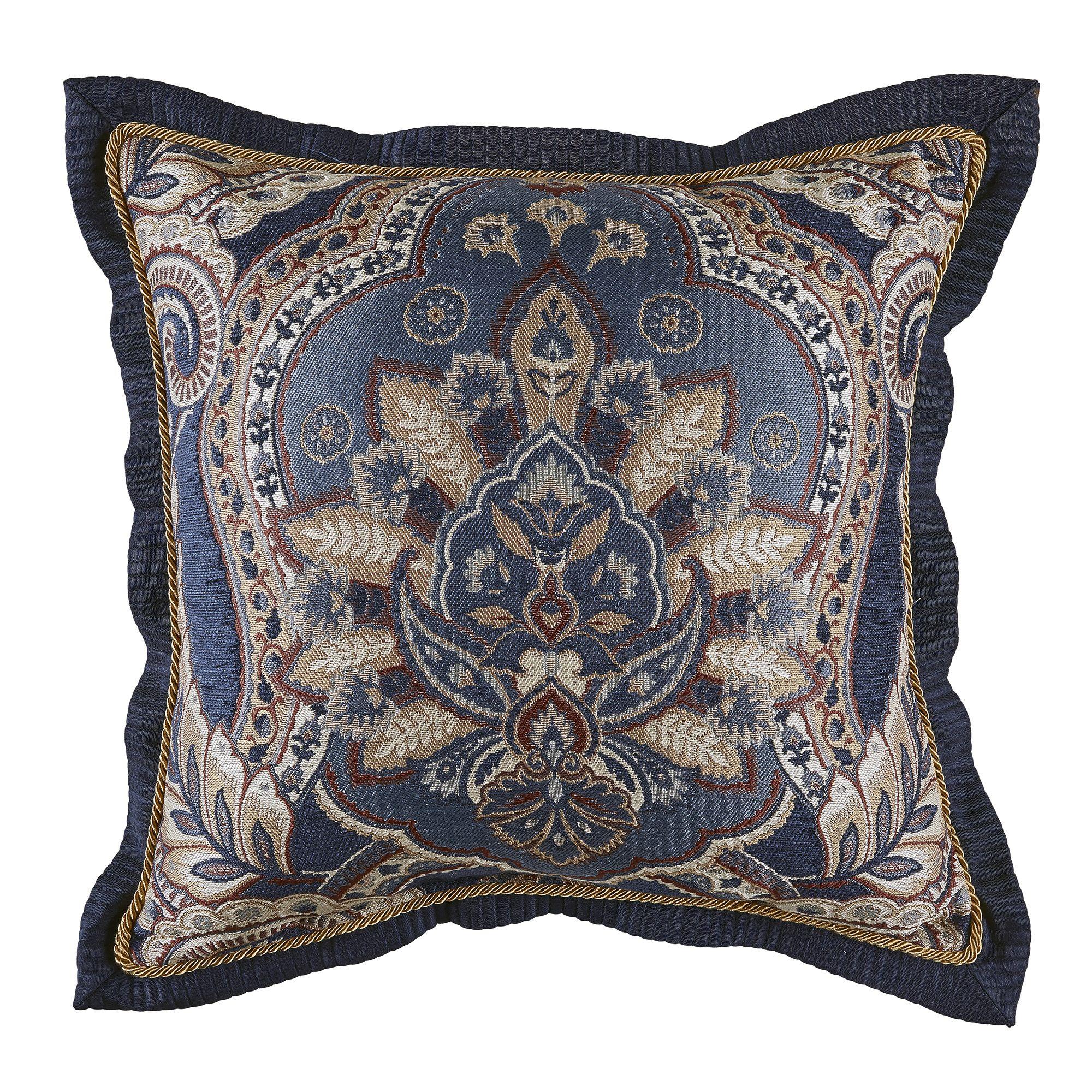 Aurelio Square Pillow Throw Pillows Square Throw Pillow Pillows