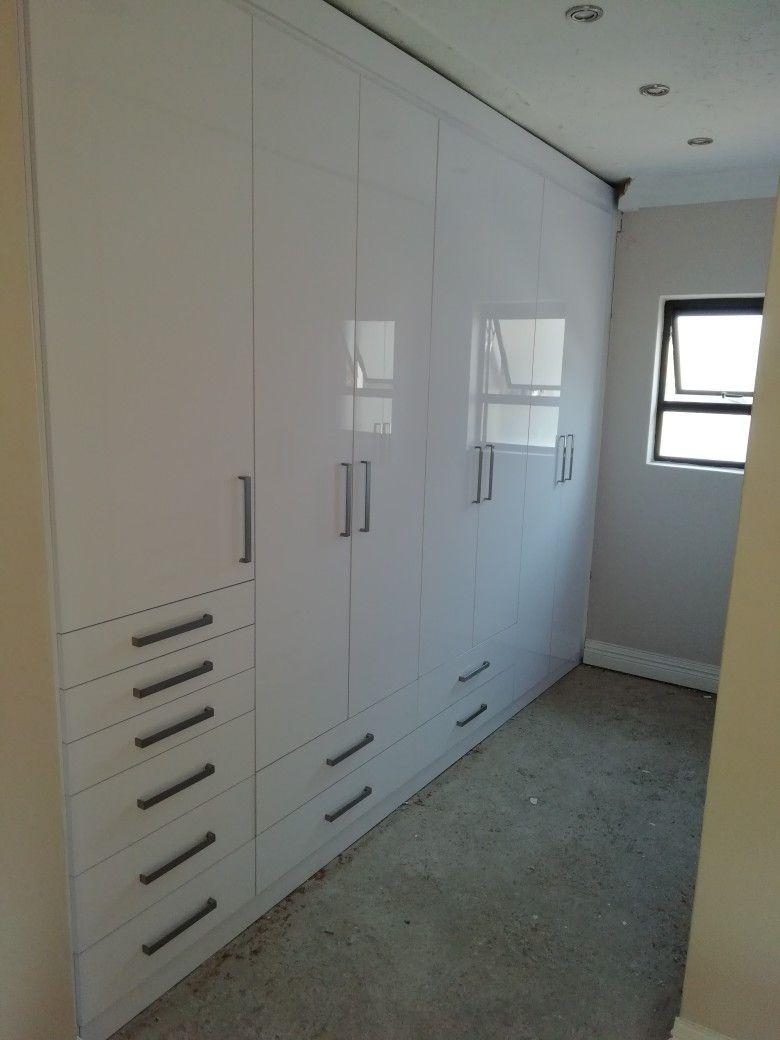 Iceberg White Supagloss High Gloss Bedroom Cupboard Bic Bedroom Cupboards High Gloss Bedroom Bedroom Cupboard