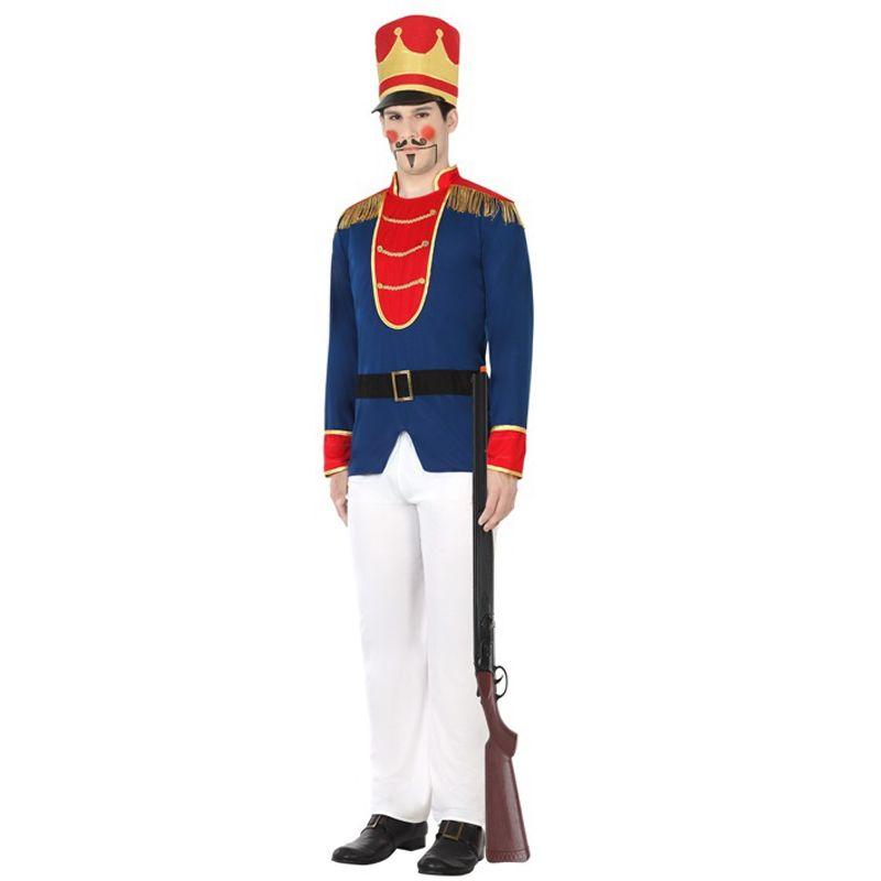 Disfraz de soldado de plomo adulto carnaval - Disfraces navidenos originales ...