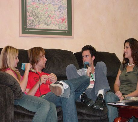 Another Maroon 5 Interview 2002 or 2003