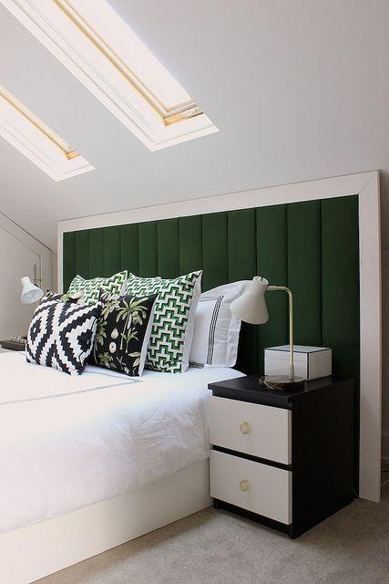 Diy Bedroom Project Idea Extra Wide Upholstered Headboard Diy