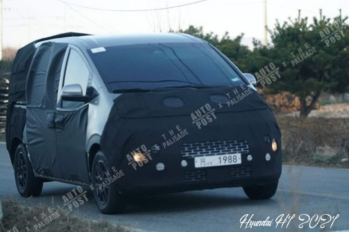 Hyundai H1 2021 Picture In 2020 Hyundai Toyota Hiace Car