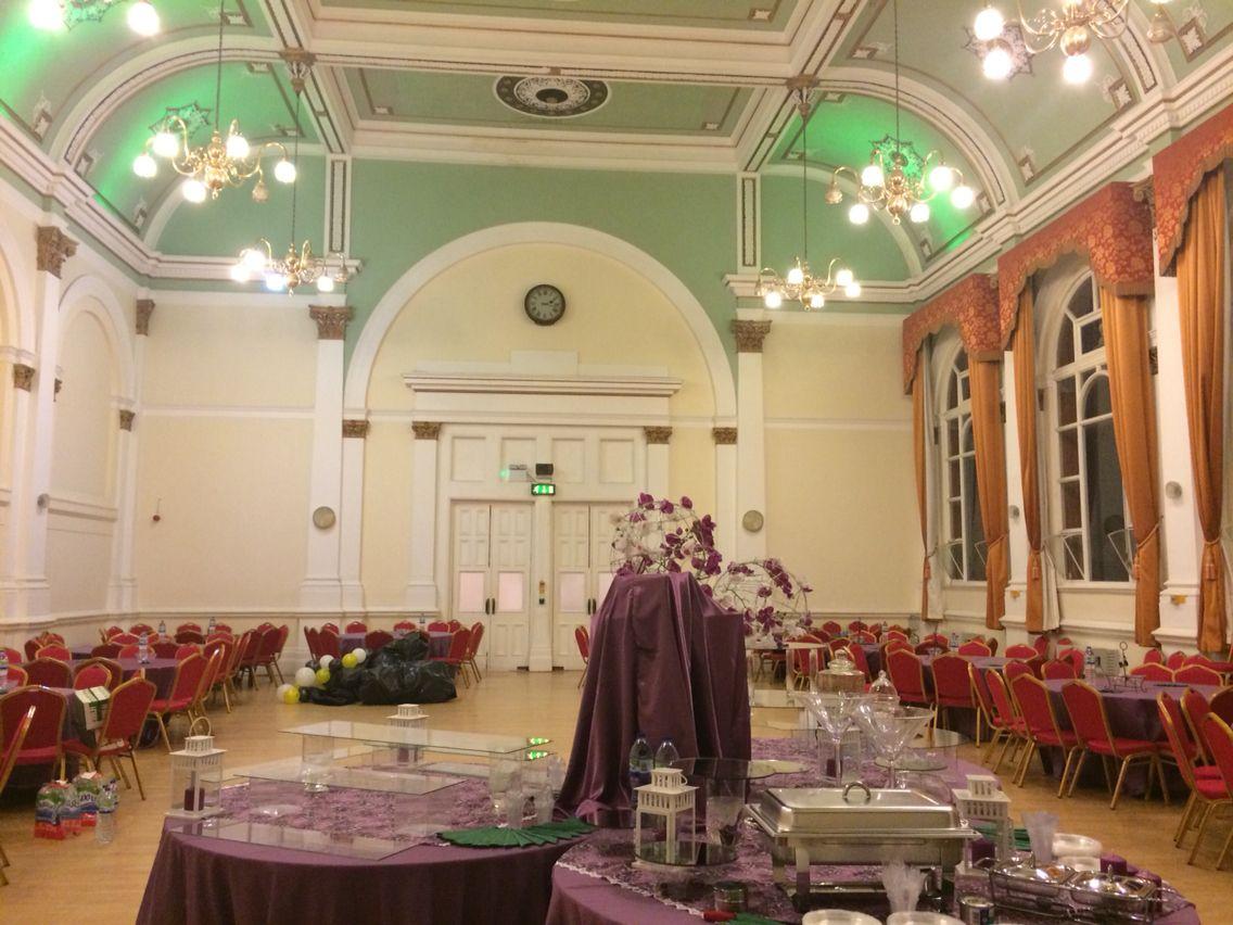 Leyton Great Hall East London Wedding Venue