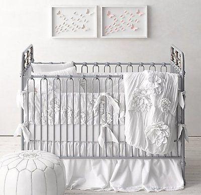 Restoration Hardware Crib Sheets Cheap Online