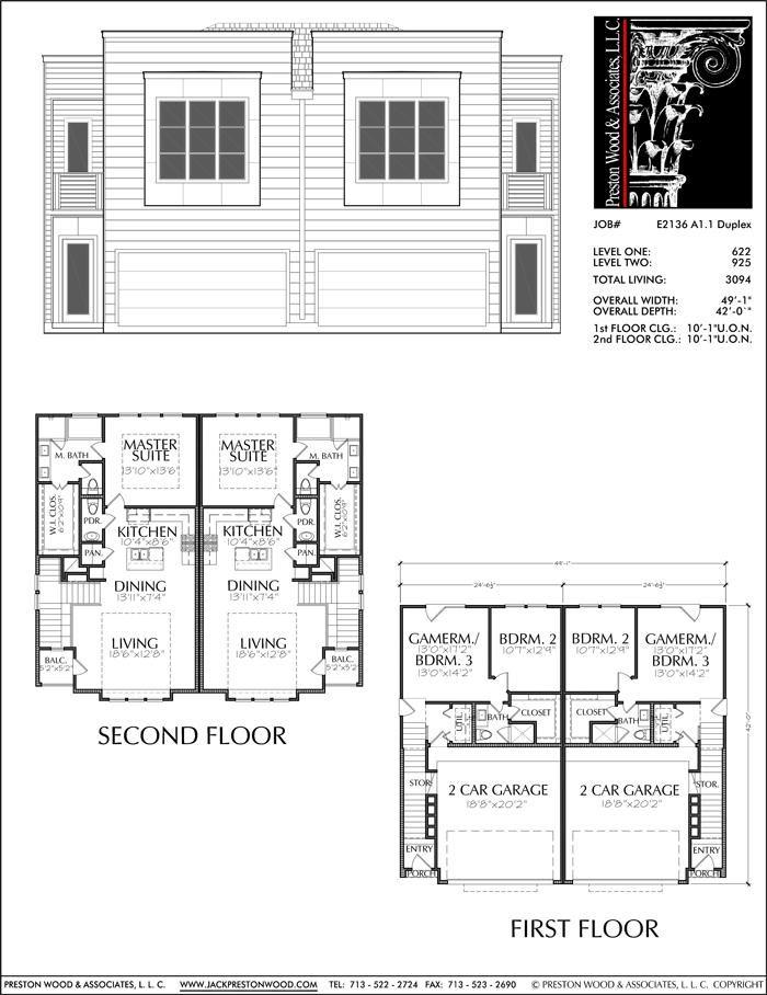 Urban Loft Townhomes, Modern Row House, TownHouses