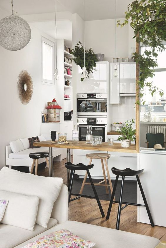 Comment am nager un bar dans un salon mobilier appartement paris appartement et d co maison - Bar dans salon ...