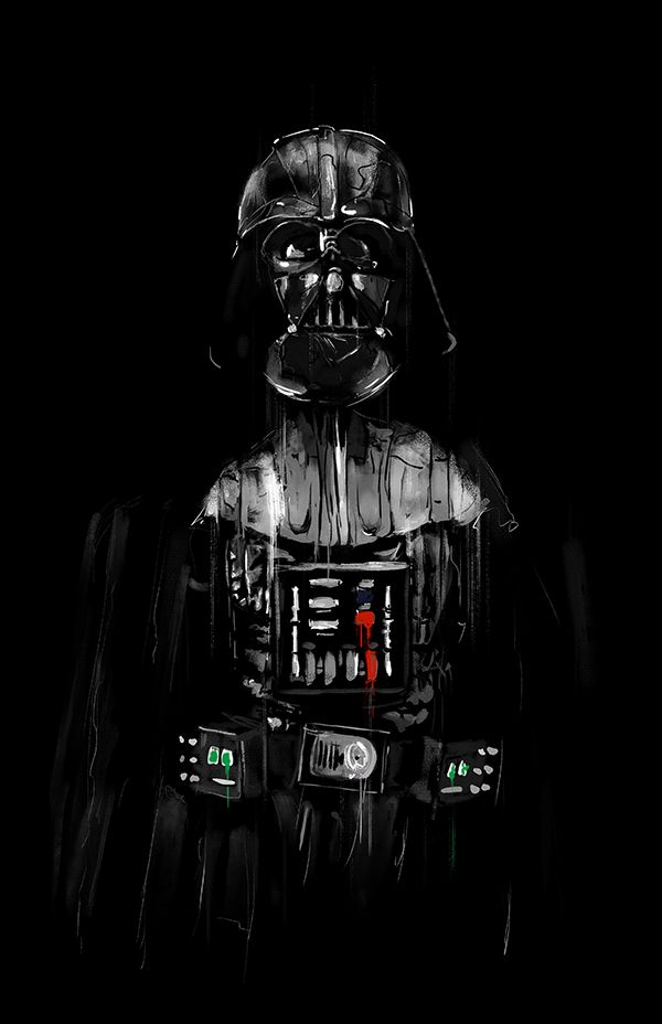 Echa Un Vistazo A Este Proyecto Behance U201cstar Wars Portraitsu201d Https Www Behance Net Gallery 1 Star Wars Wallpaper Star Wars Images Star Wars Poster