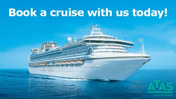 We Specialise In All Types Of Travel Arrangements Both Domestic - Cruise and flight packages