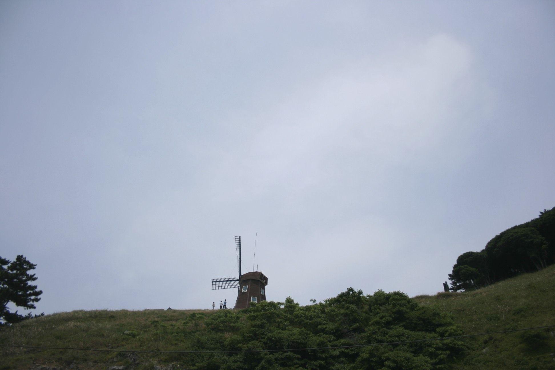 거제 '바람의 언덕'