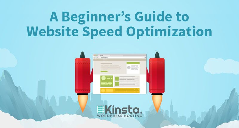 A six chapter, in-depth website speed optimization guide that shows you how important it is to have a snappy website and gives you DIY instructions!