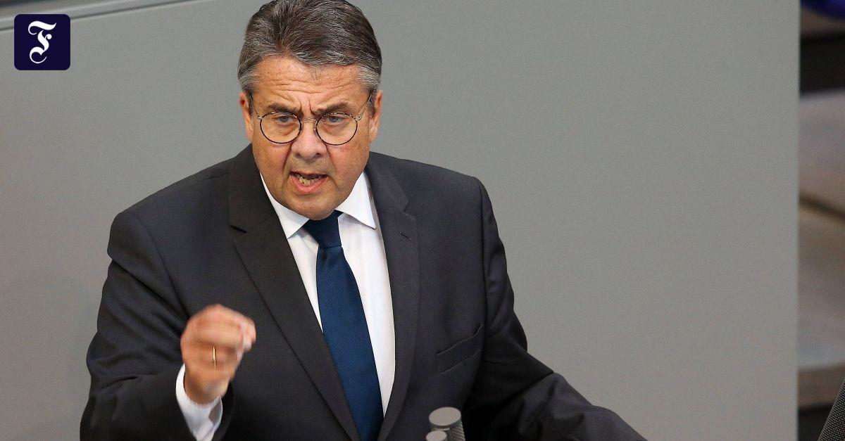 Sigmar Gabriel verteidigt Wechsel zur Deutschen Bank in
