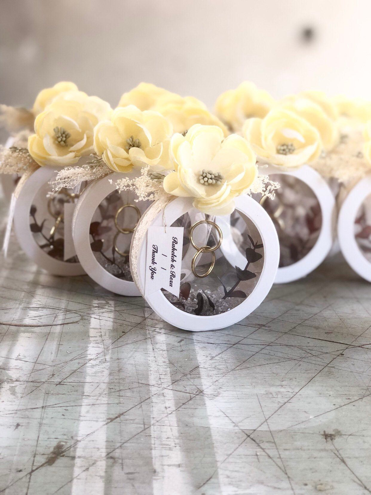10 Wedding Favors For Guests Wedding Favors Party Supplies Party Favors Favors Favors Boxes Handmade Favors Rustic Wedding Baptism