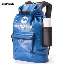 Photo of US $23.79 63% OFF|22L Waterproof Dry Bag Outdoor Swimming Bag Sack Storage Backp…