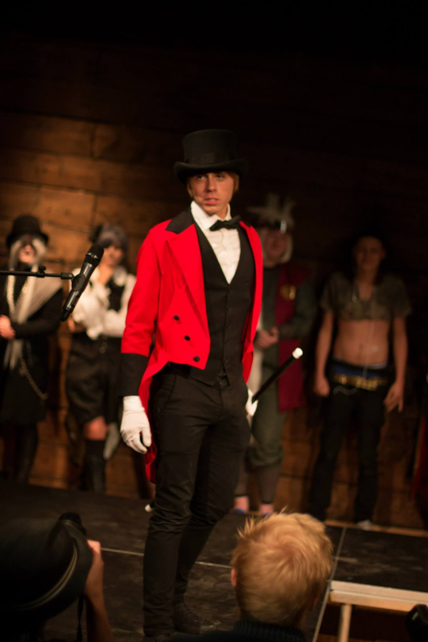 d23e590b Brendon Urie cosplay - I Write Sins Not Tragedies - #Panic! at the Disco