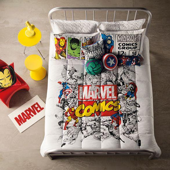 Lar, geek lar: decoração divertida com os seus super-heróis favoritos! - Visite Riachuelo.com.br