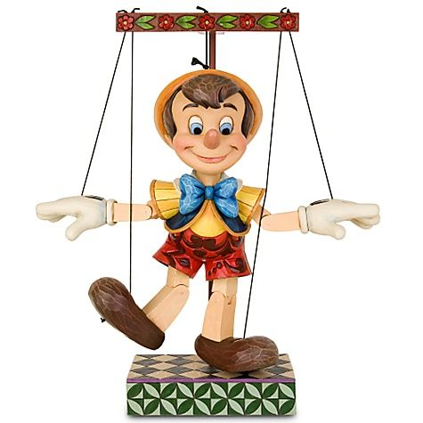 Jim Shore S Enesco Disney Traditions Pinocchio Marionette