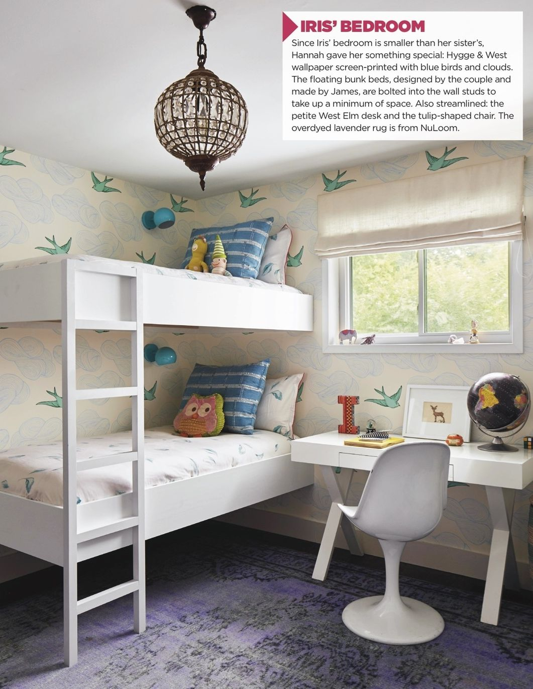 Loft bed with desk and chair  WHATuS NEW  Marty  Pinterest  What s