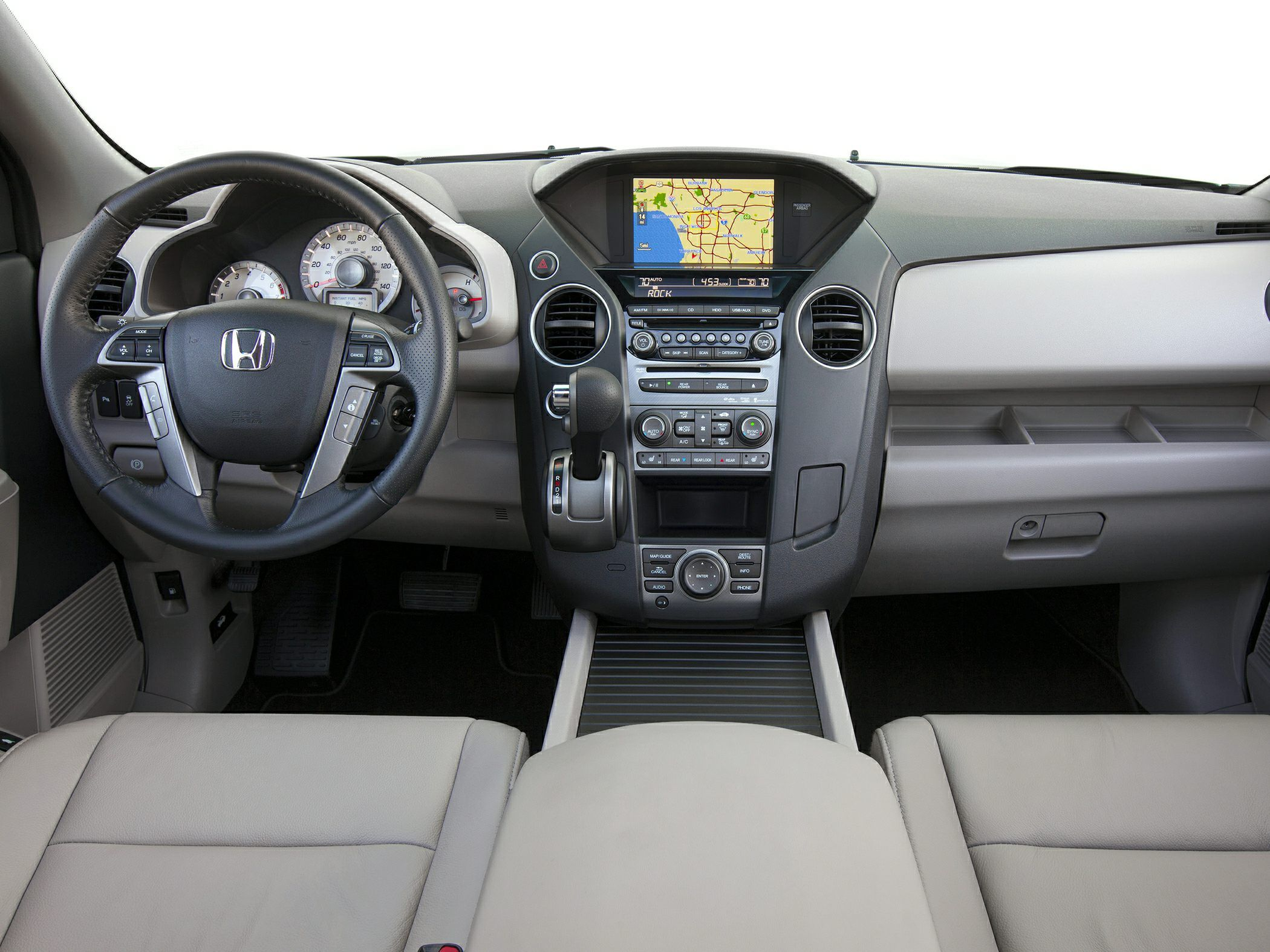 2015 Honda Pilot Interior Pictures Gallery
