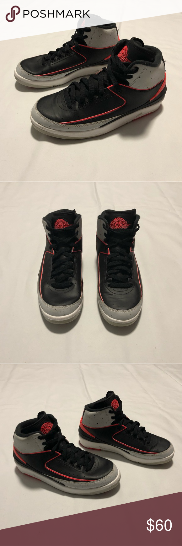 a56b4ed19ee3 Air Jordan 2 Retro BG (GS)