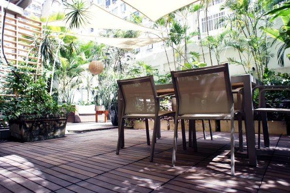 Terraza Lounge En Rio De Janeiro Intercambio De Casa En